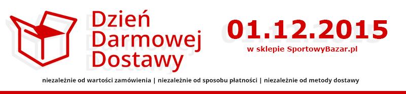 Dzień darmowej dostawy 2015, SportowyBazar.pl