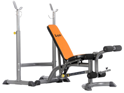 Ławka regulowana Power Bench III 850D Laubr