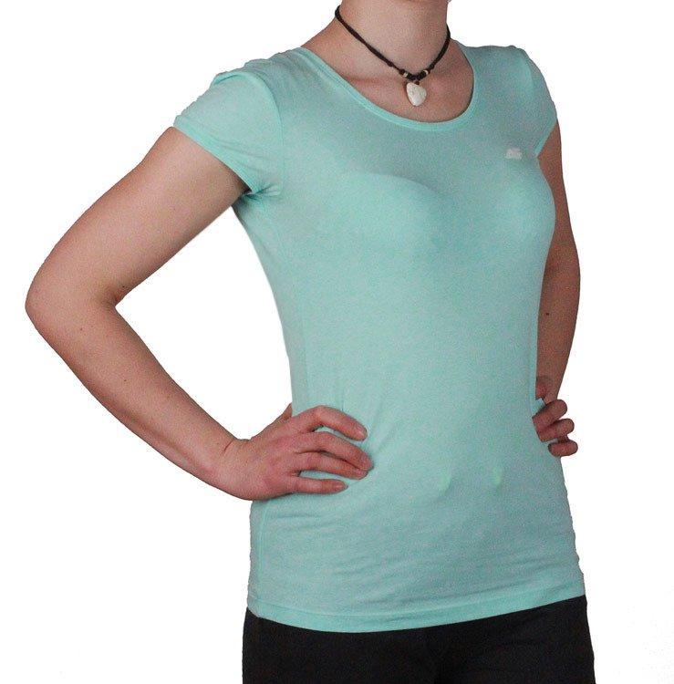 e9925fd04ed25e Koszulka damska typu T-Shirt TSD002 4F - Miętowy