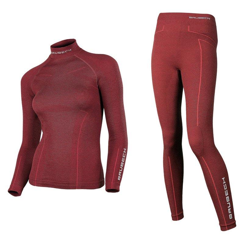 dcf42adbf Bielizna termoaktywna damska Extreme Wool LS11930 LE11130 Brubeck Kliknij,  aby powiększyć ...