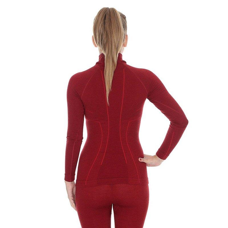 4b9f386a9 Kliknij, aby powiększyć; Bielizna termoaktywna damska Extreme Wool LS11930  LE11130 Brubeck
