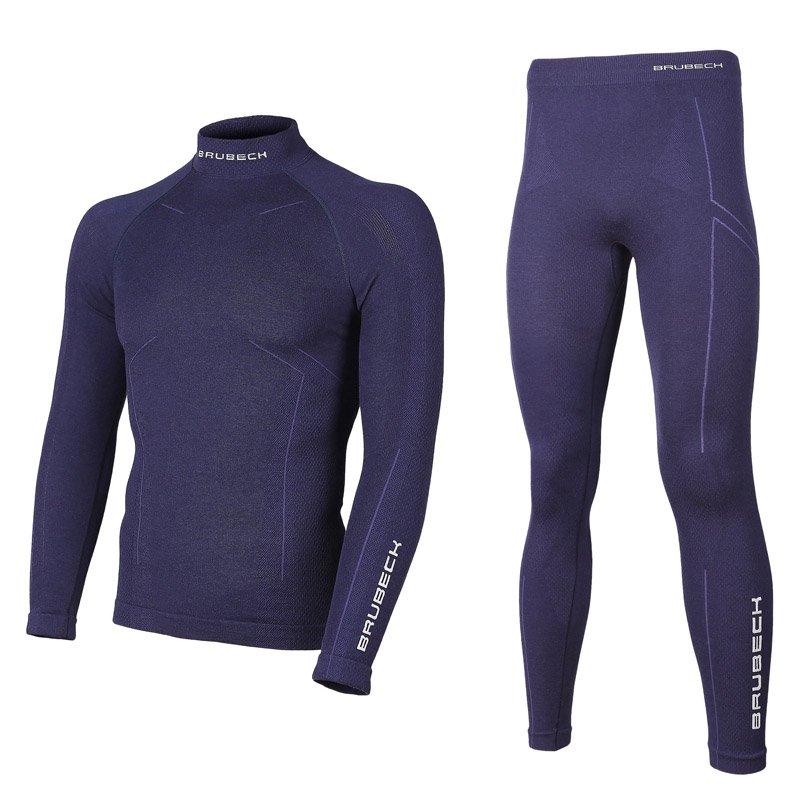1d61b24da Kliknij, aby powiększyć; Bielizna termoaktywna męska Extreme Wool LS11920  LE11120 Brubeck Kliknij ...