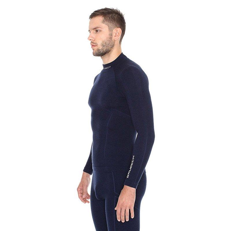 8fe9c9e43 Kliknij, aby powiększyć; Bielizna termoaktywna męska Extreme Wool LS11920  LE11120 Brubeck