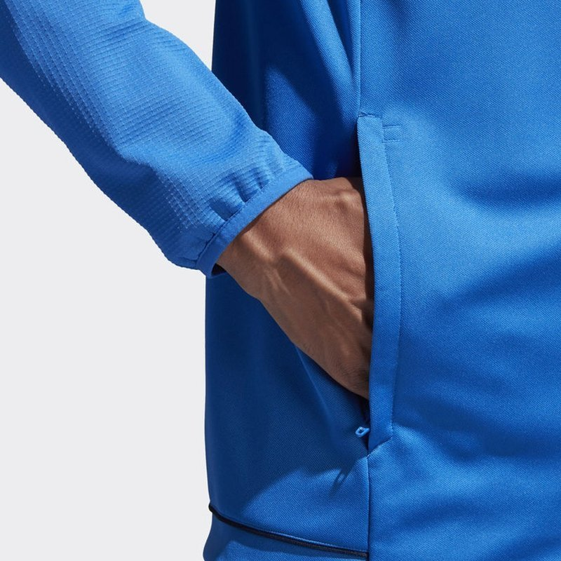 Bluza dresowa męska Tiro 17 TRG JKT BQ2711 Adidas Sklep