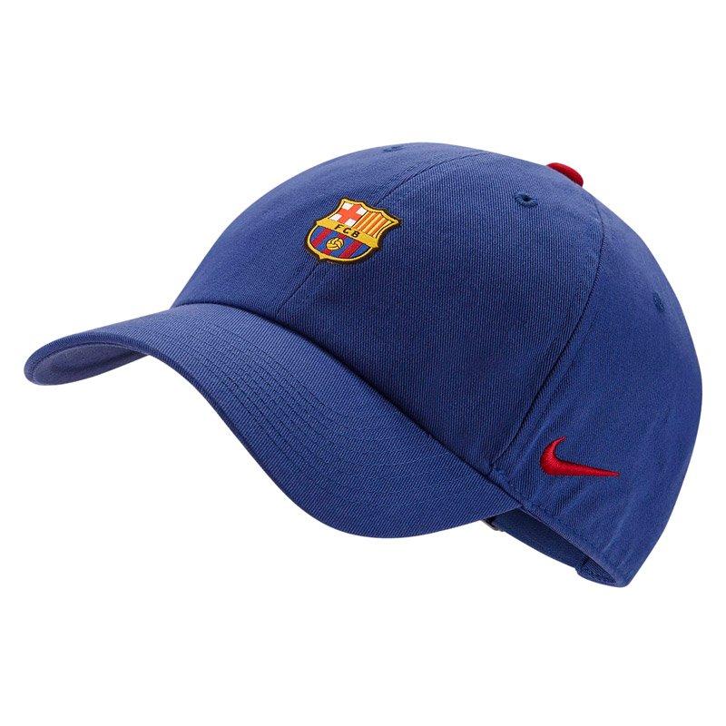 8b77db726 Czapka z daszkiem FC Barcelona Heritage 86 Cap Core Nike Kliknij, aby  powiększyć ...