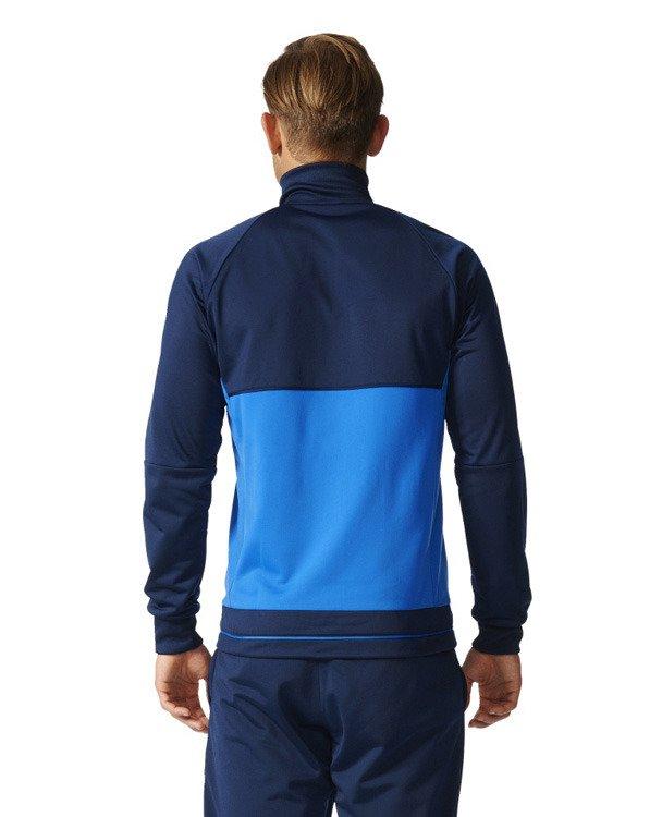 f0091370b3578 ... Dres męski Adidas Tiro 17 - Granatowo-niebieski Kliknij, aby powiększyć  ...