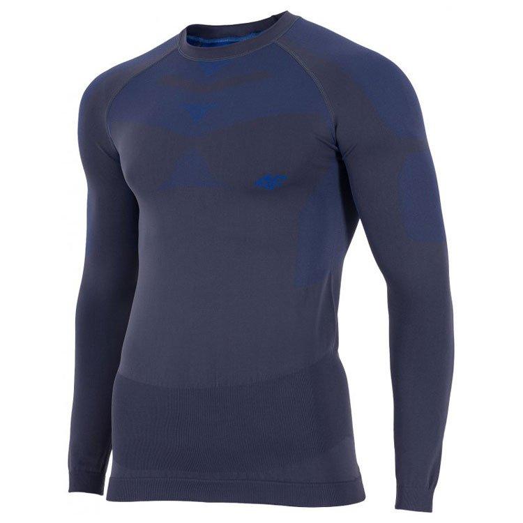 6277eda97aa8 Koszulka termoaktywna męska H4Z16-BIMB001G 4F - Sklep SportowyBazar.pl
