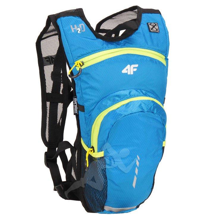 5337edc503455 Plecak rowerowy PCR002 4F - Niebieski