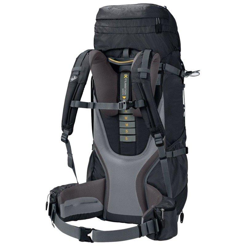 wyprzedaż w sprzedaży sprzedaż usa online najlepiej sprzedający się Plecak trekkingowy Highland Trail XT 50 Jack Wolfskin ...