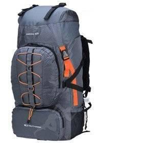 f30a4b9b1c500 Plecak turystyczny PCG003A Argon 60L Outhorn - Pomarańczowy Kliknij, aby  powiększyć ...