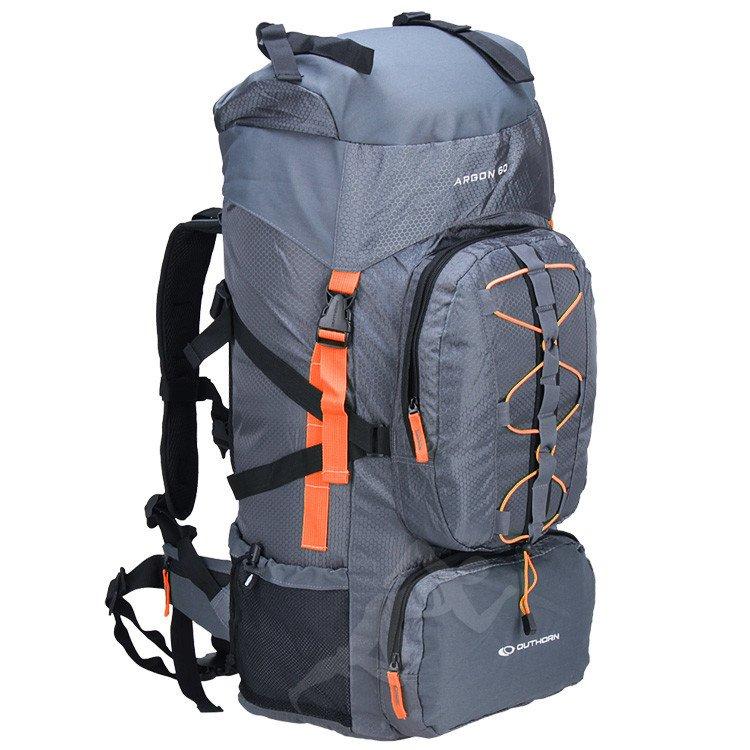 739ff7c115d25 ... Plecak turystyczny PCG003A Argon 60L Outhorn - Pomarańczowy Kliknij,  aby powiększyć ...