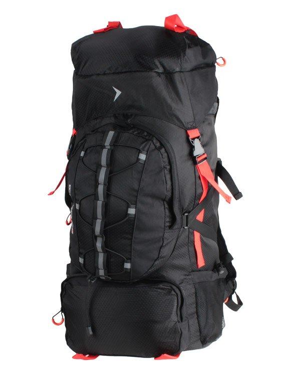 4f884482d7097 Plecak turystyczny PCG603A Argon 60L Outhorn - Czarny Kliknij, aby  powiększyć ...