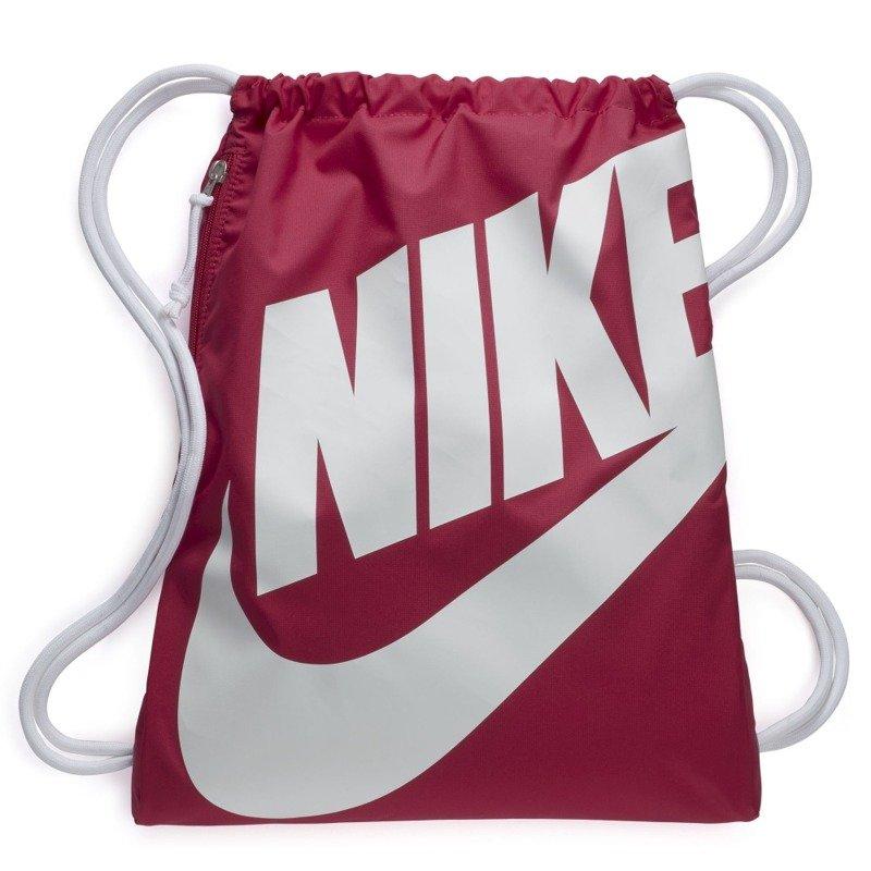 5d8ddd09be976 Plecak worek szkolny na buty BA5351 Heritage Gymsack Nike Kliknij, aby  powiększyć ...