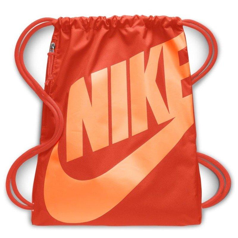 355ff5d908542 Plecak worek szkolny na buty BA5351 Heritage Gymsack Nike - Sklep ...