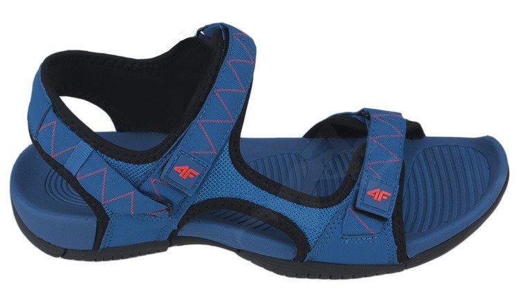4755367a1376 ... Sandały męskie SAM002 4F - Niebieski Kliknij