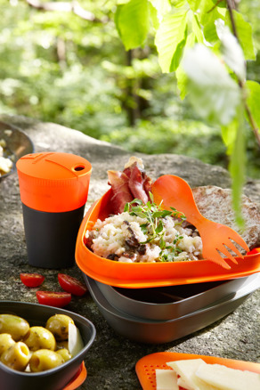 Zestaw Light My Fire MealKit 2.0™ Zielony